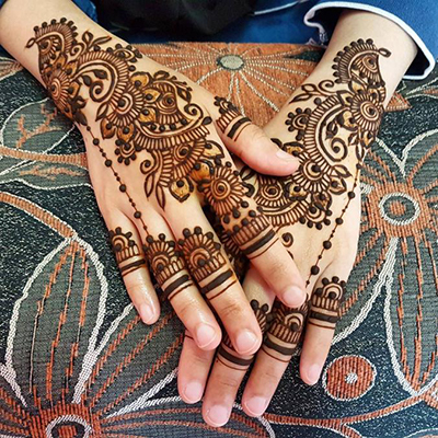 mehndi designs for hands small perfectparlour